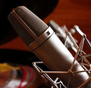 micro de studio